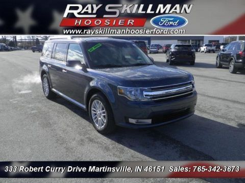 New Ford Flex 4dr SEL FWD
