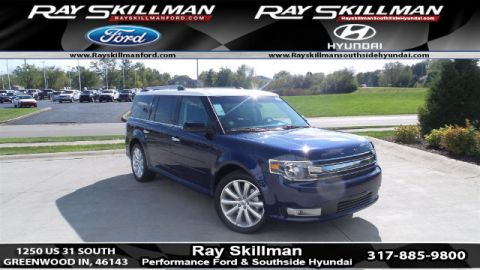 New Ford Flex SEL