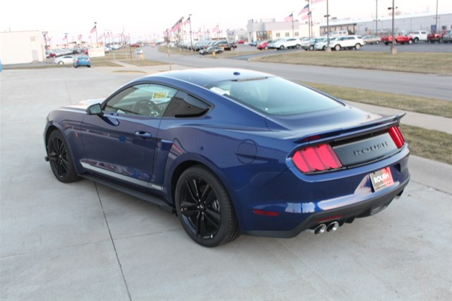 Current roush vehicles roush performance vehicles for Rick roush honda medina ohio