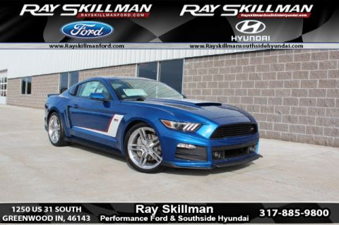 New Ford Mustang ROUSH RS3