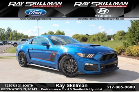 New Ford Mustang ROUSH RS3 DEMO