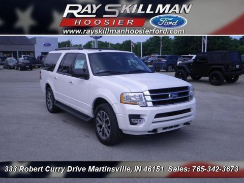 New Ford Expedition EL XLT 4x4
