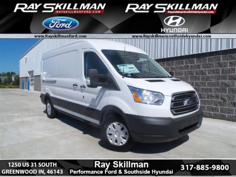 New Ford Transit-350 w/Sliding Pass-Side Cargo-Door