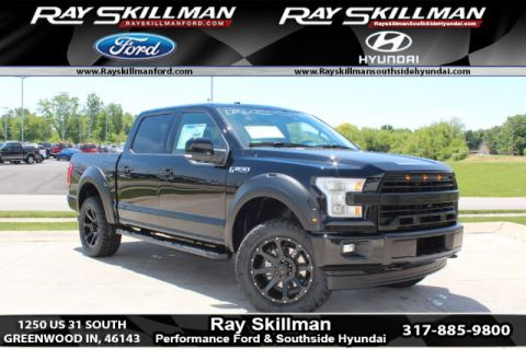 New Ford F-150 ROUSH