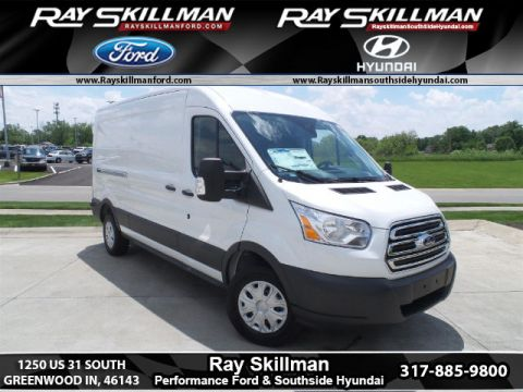 New Ford Transit-250 w/Sliding Pass-Side Cargo-Door