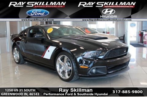 Certified Used Ford Mustang ROUSH RS3
