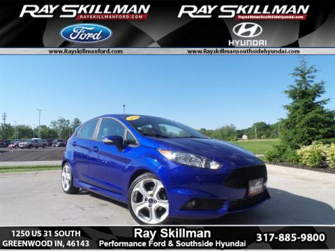 Certified Used Ford Fiesta ST